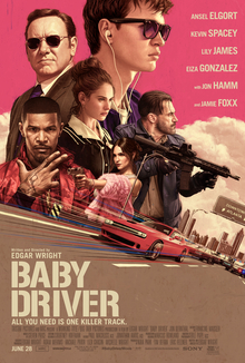 Baby Driver   (2017) dir. Edgar Wright Rated: R image:©2017  TriStar Pictures