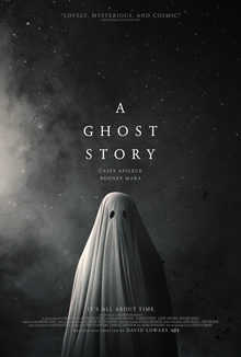 A Ghost Story   (2017) dir. David Lowery Rated: R image:©2017  A24