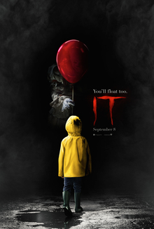 It   (2017) dir. Andy Muschietti Rated: R image:©2017  Warner Bros. Pictures