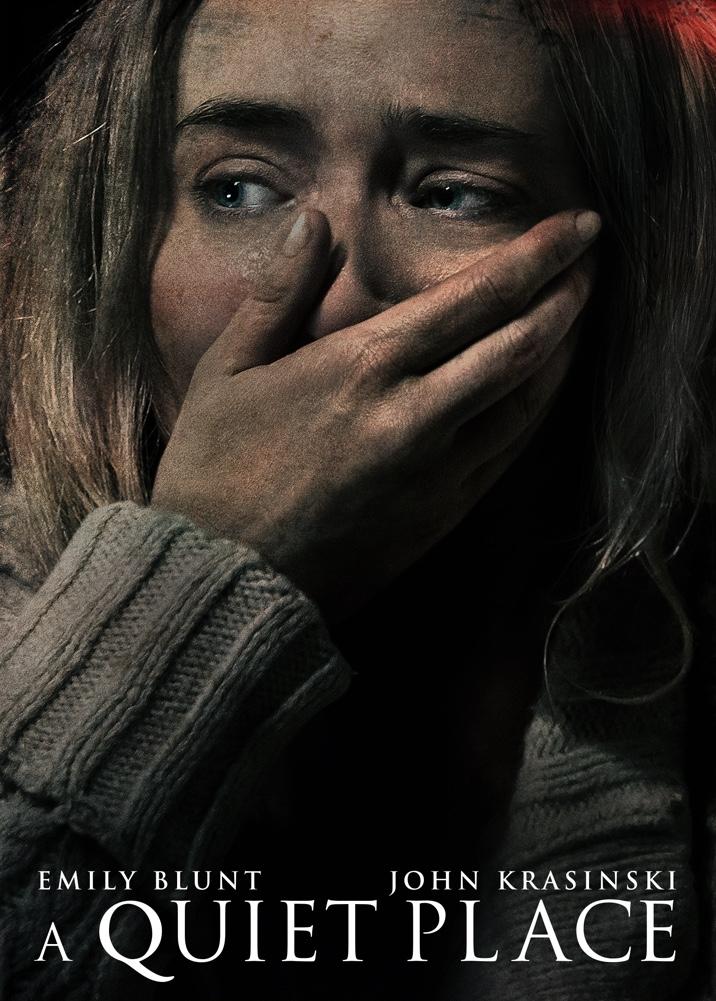 A Quiet Place   (2018) dir. John Krasinski Rated: PG-13 image:©2018  Paramount Pictures