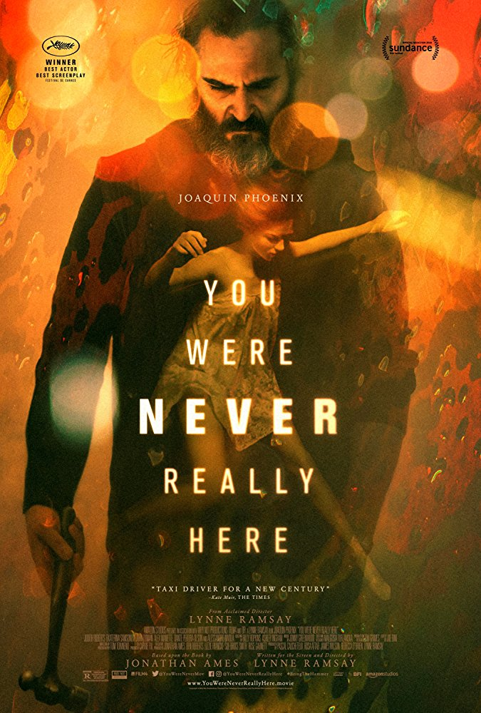 You Were Never Really Here   (2018) dir. Lynne Ramsay Rated: R image:©2018  Amazon Studios