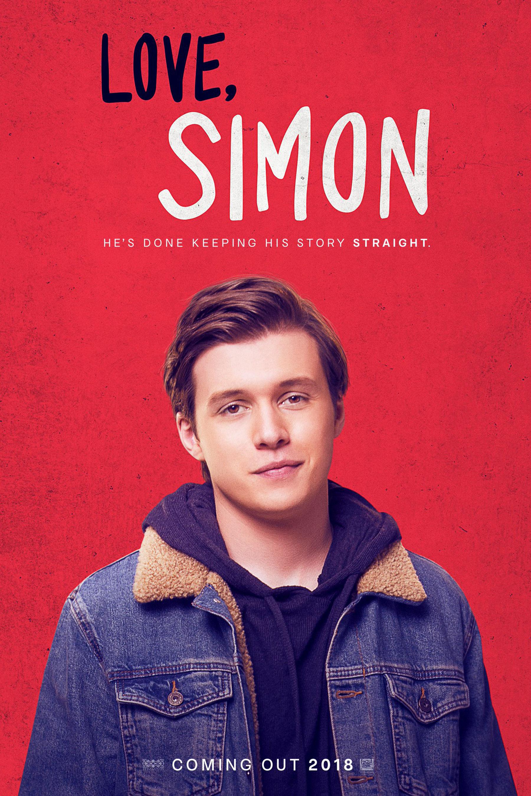 Love, Simon   (2018) dir. Greg Berlanti Rated: PG-13 image:©2018  20th Century Fox