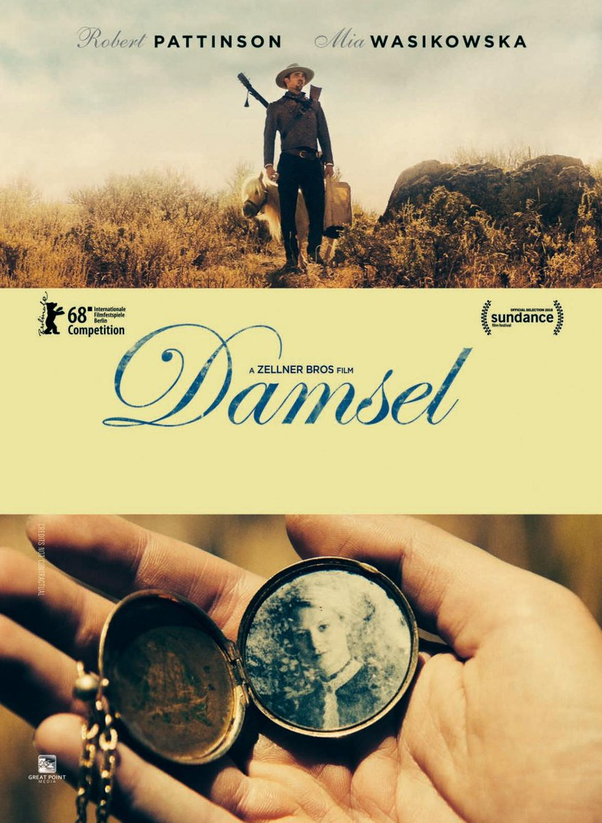 Damsel   (2018) dir. The Zellner Bros. Rated: R image:©2018  Magnolia Pictures
