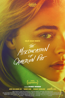 The Miseducation of Cameron Post   (2018) dir. Desiree Akhavan Rated: R image:©2018  FilmRise / Vertigo Releasing