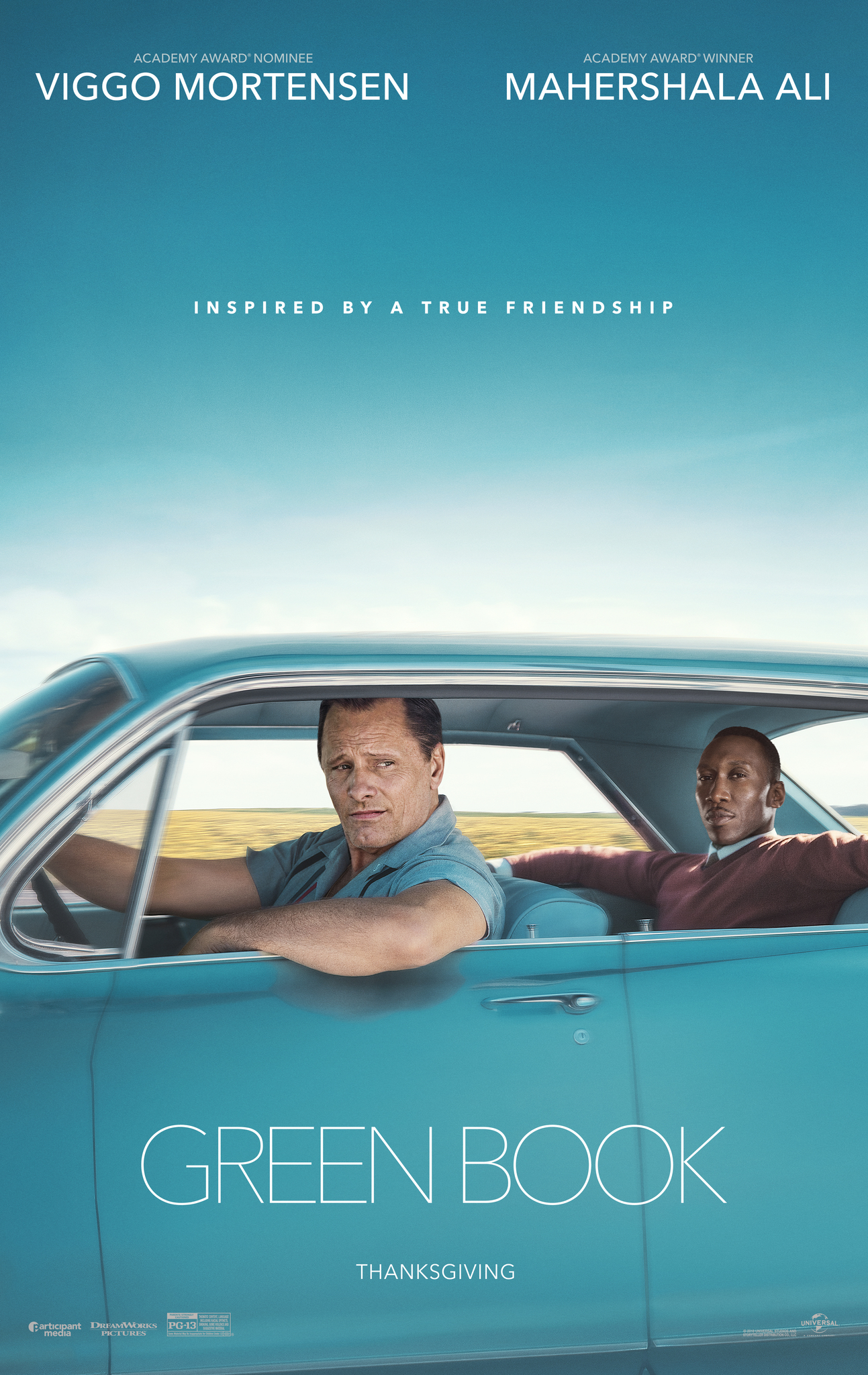 Green Book     (2018) dir. Peter Farrelly Rated: PG-13 image: ©2018  Universal Pictures