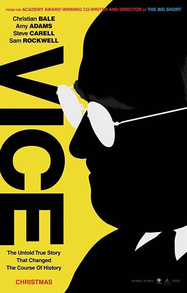 Vice   (2018) dir. Adam McKay Rated: R image: ©2018  Annapurna Pictures