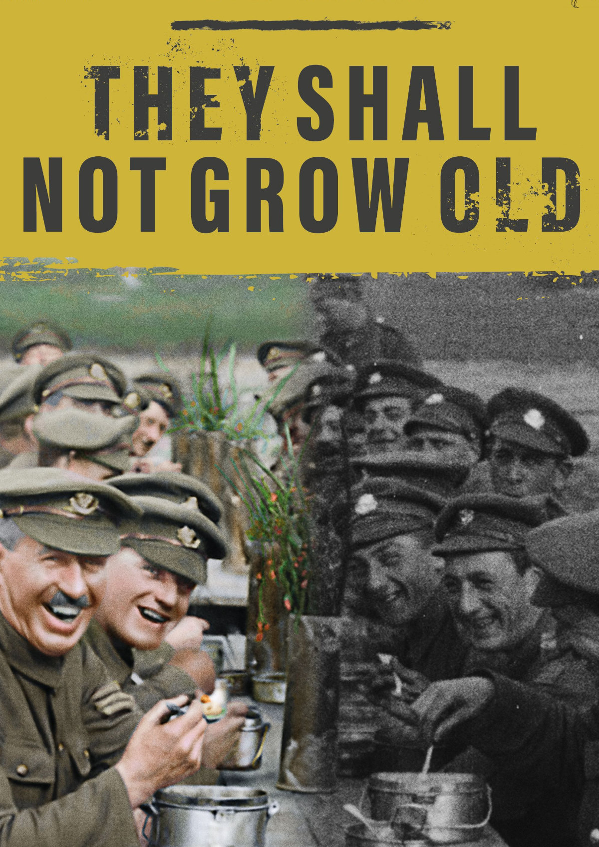 They Shall Not Grow Old   (2018) dir. Peter Jackson Rated: R image: ©2018  Warner Bros. Pictures