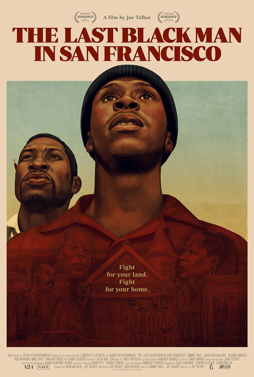 The Last Black Man in San Francisco   (2019) dir. Joe Talbot Rated: R image: ©2019  A24