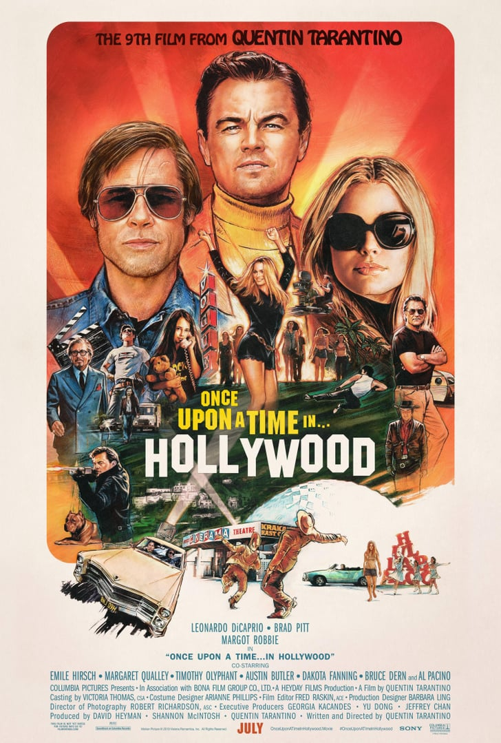 Once Upon a Time… in Hollywood   (2019) dir. Quentin Tarantino Rated: R image: ©2019  Sony Pictures