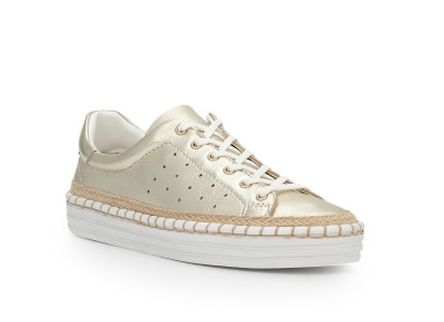 Sam Edelmon Kavi Lace-Up Sneaker   $85
