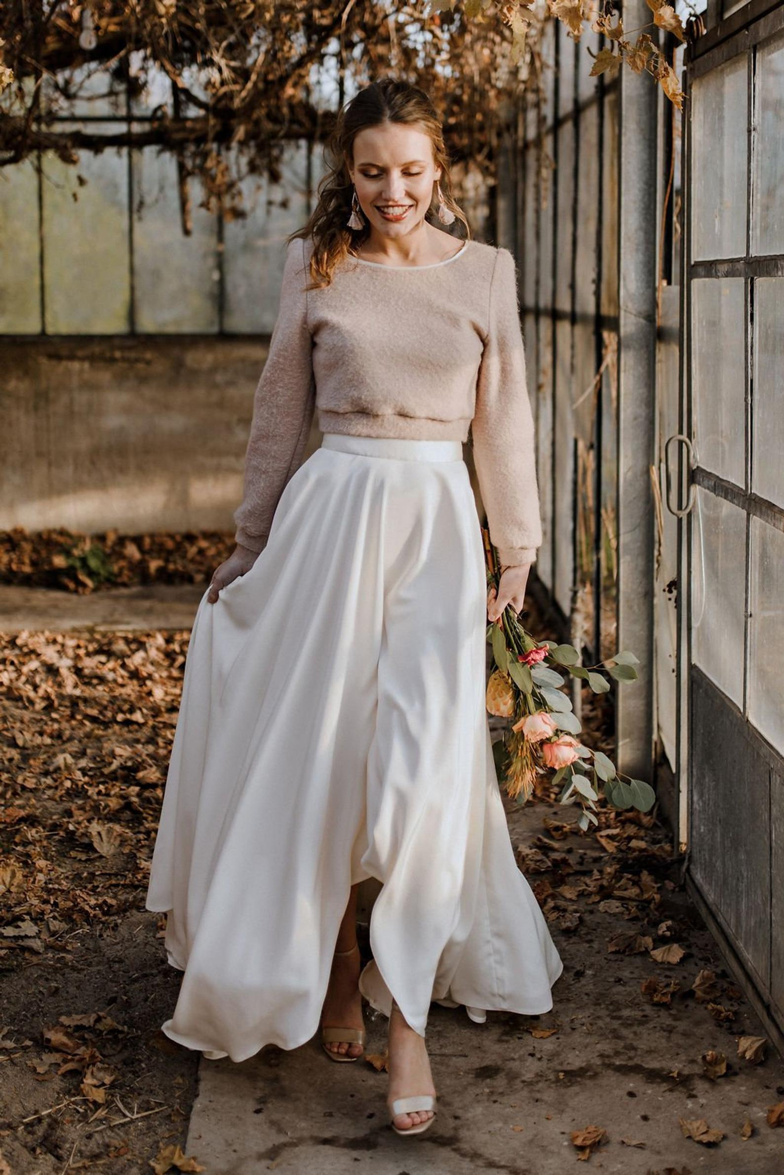 Wedding Dress Cover Up.Modern Modesty How To Cover Up While Looking Chic Nk Bride