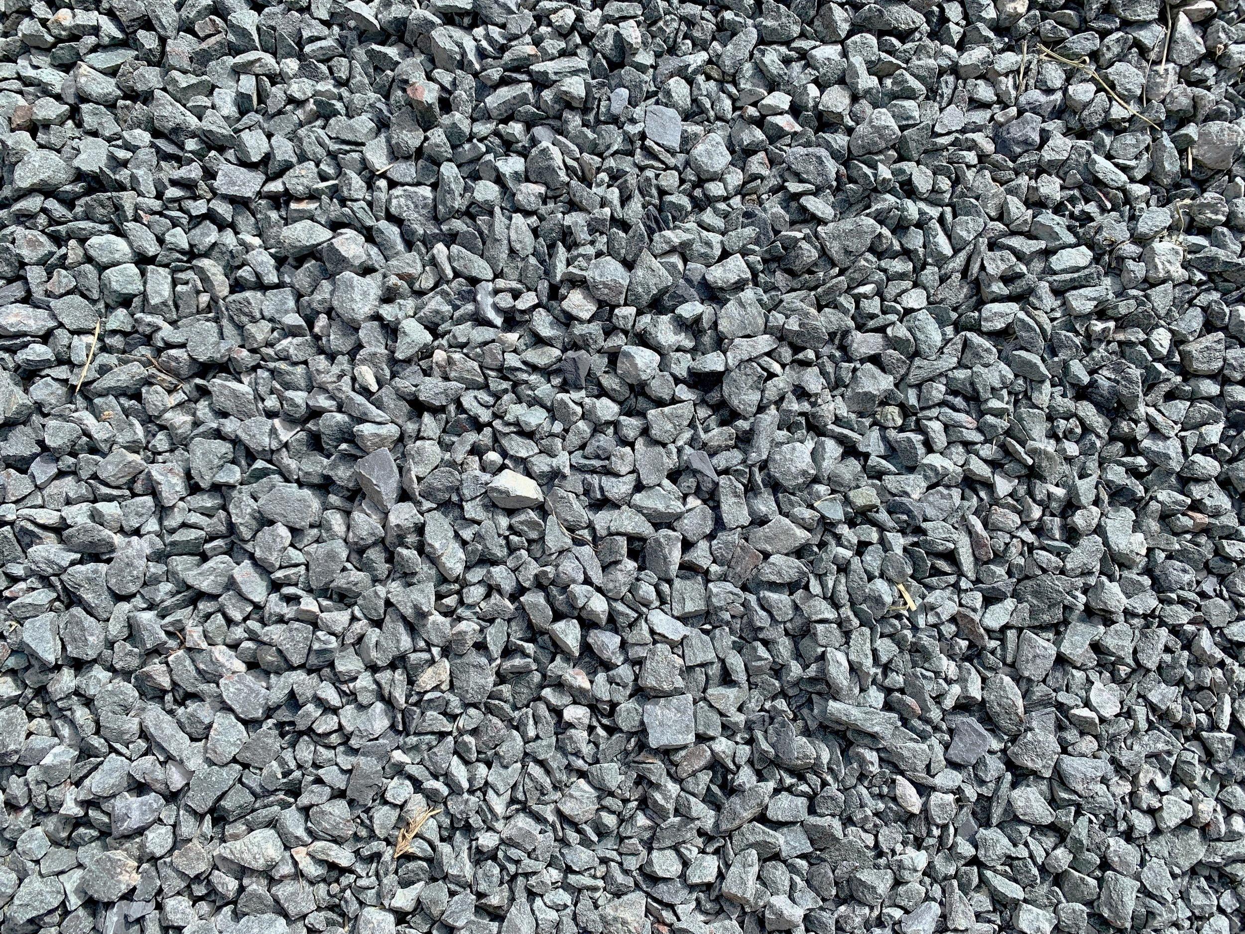 decorative gravel Blue 10mm / 20mm / 40mm / 50-75mm / 75-150mm / 150-300mm