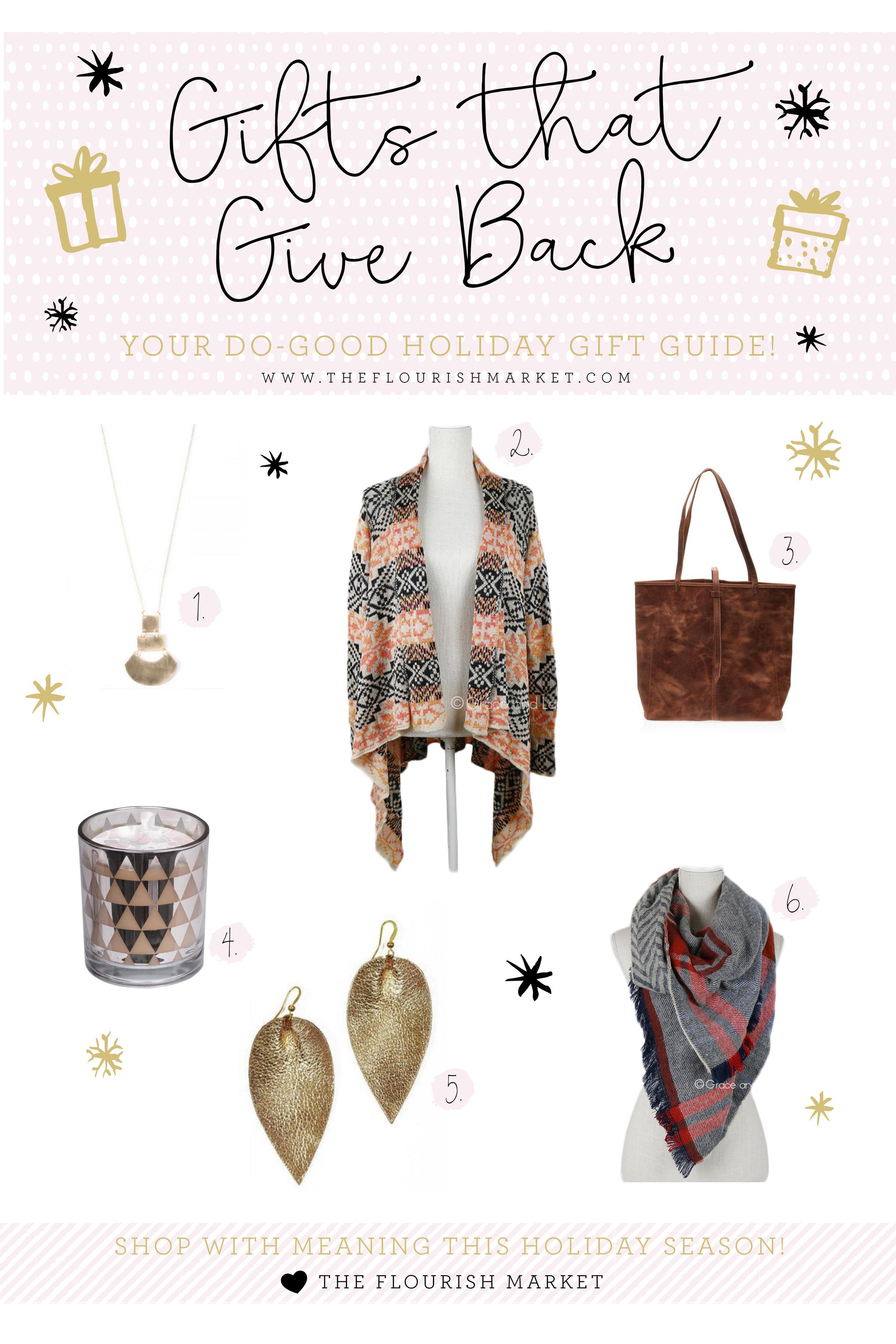Flourish Market gift Guide