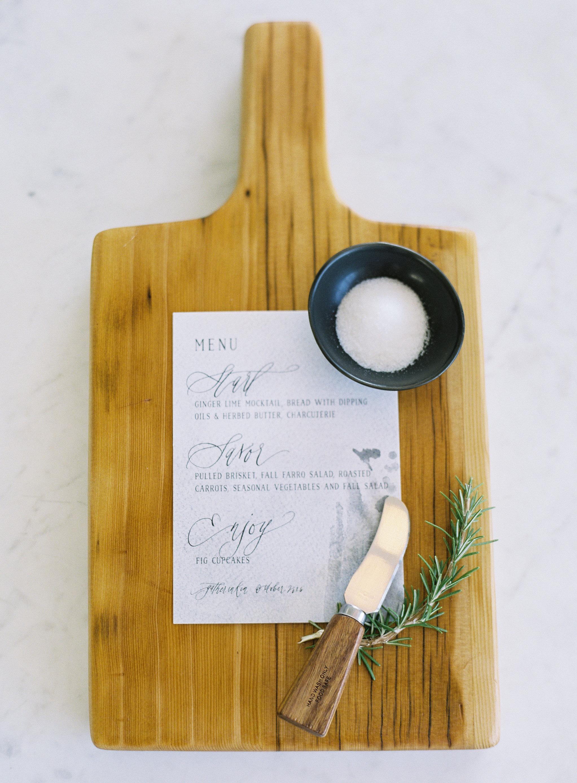 Dinner Party Branding