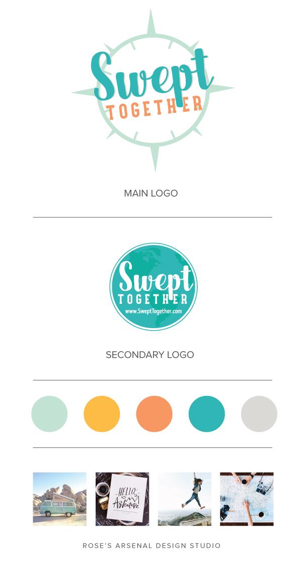 Salty Spruce Photography Studio Business Card Design