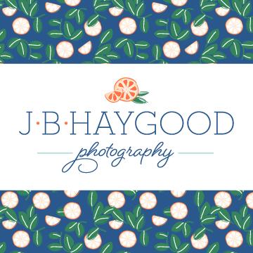 J.B. Haygood Photography Rebrand