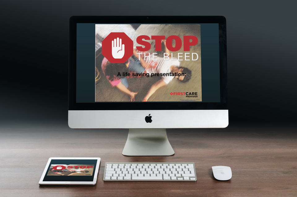 Click to access FCP's Stop the Bleed Training suite.....