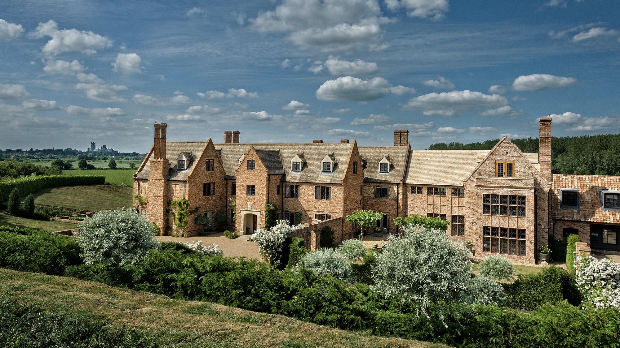 The Old Hall Ely, Cambridgeshire, Wedding Venue
