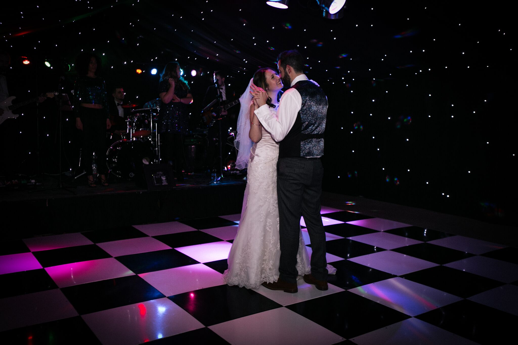 First Dance Jen & Tom Party Band