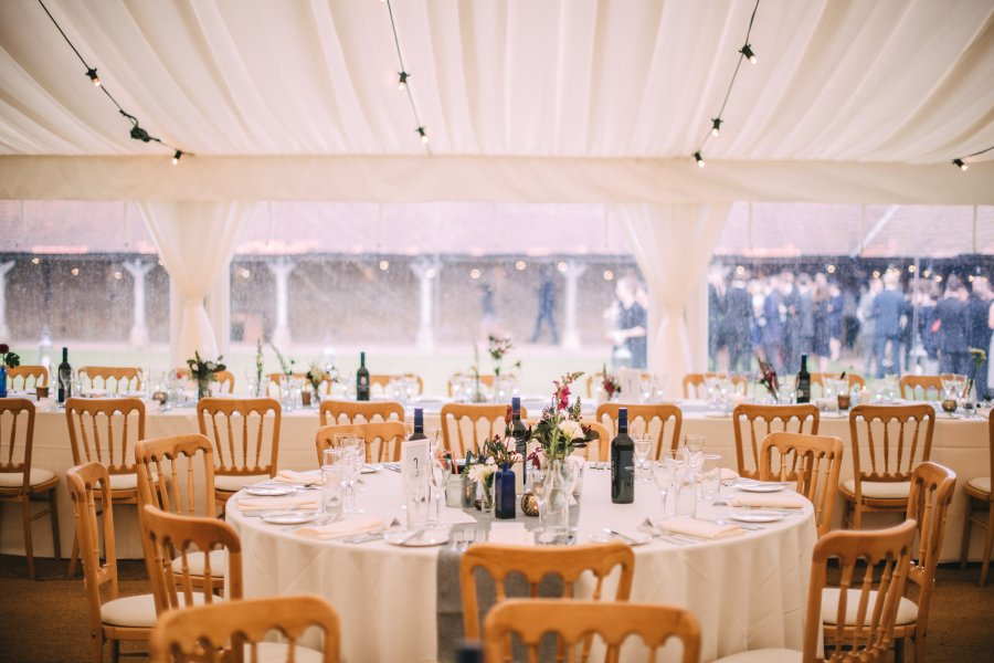 The Night Yard Marquee Wedding Venue Kent South East England