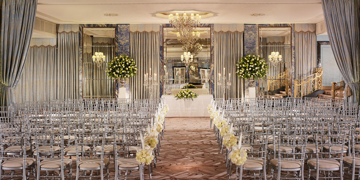 The Dorchester Wedding Venue