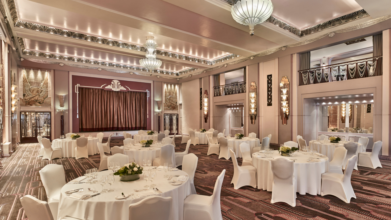 The Sheraton Grand London Wedding Venue