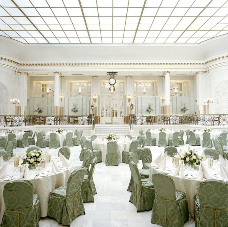 The Waldorf Hilton Wedding Venue