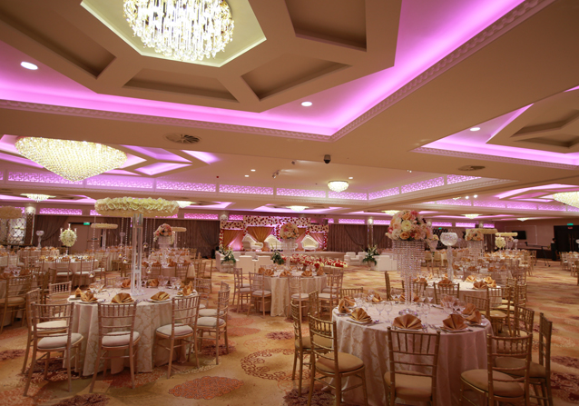 Grand Sapphire London Wedding Venue