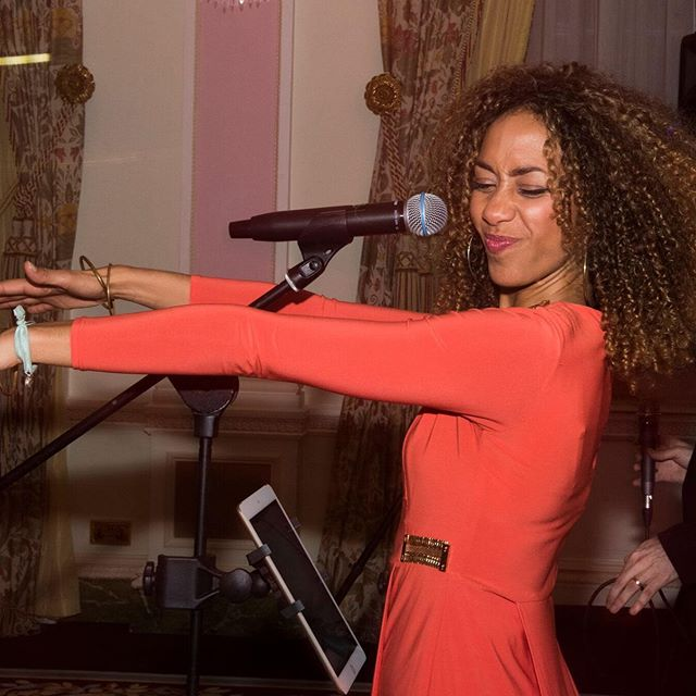 Happy birthday to Abi, who had her 40th birthday celebration with Najwa, Sean and the band at @theritzlondon. Lots of love from all of us at TSC Xx #theritz #partyband #happybirthday #birthdayparty #livemusic #coverband #eventprofs