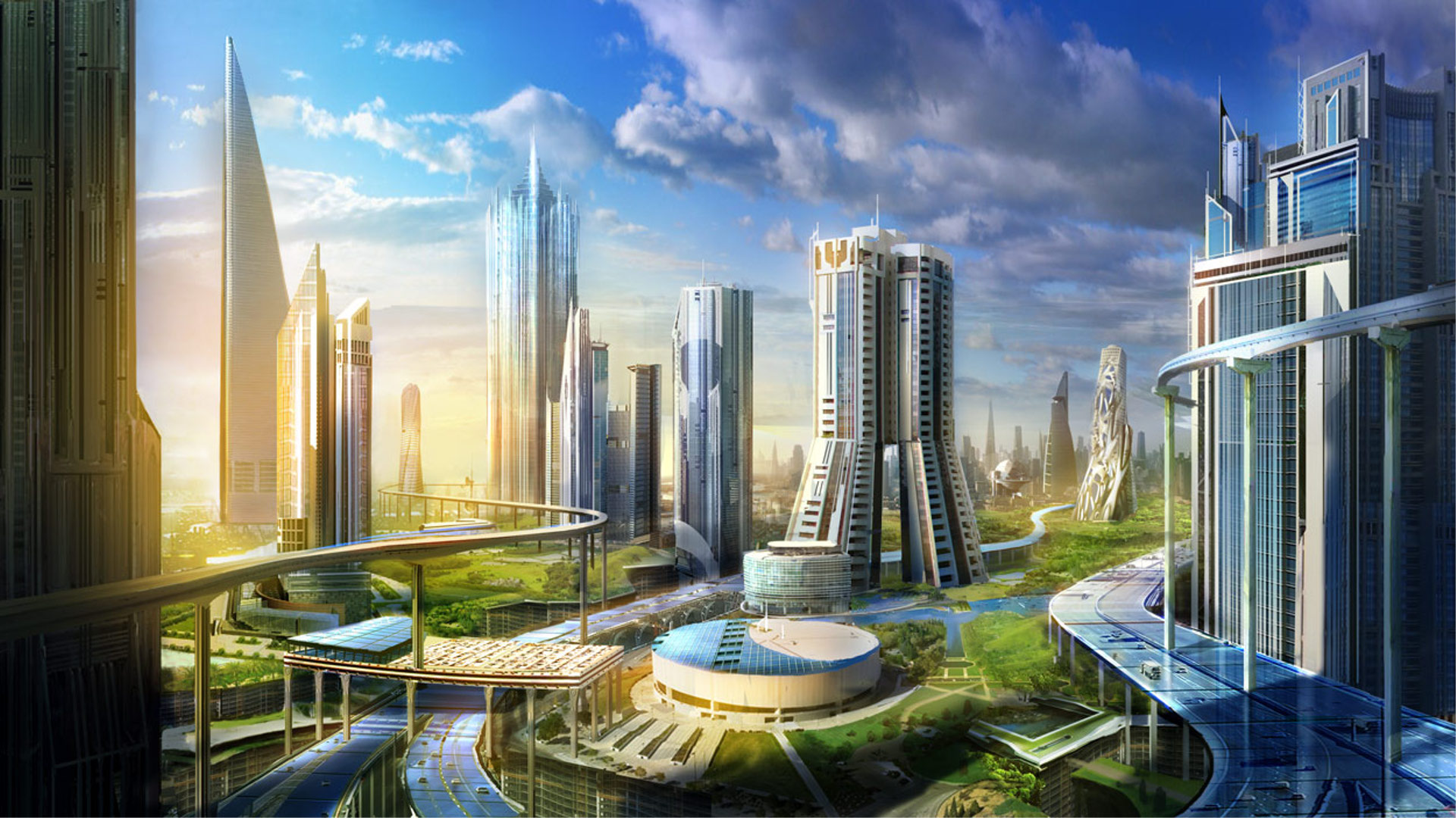 What will cities in the future look like?