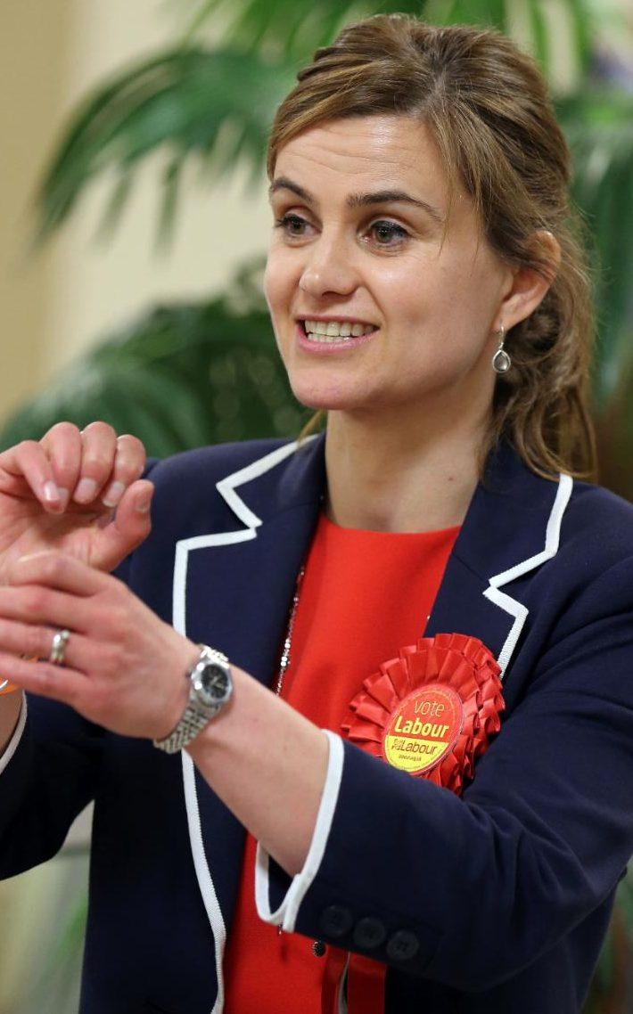 Jo Cox MP