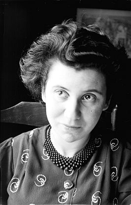 Etty Hillesem in 1939