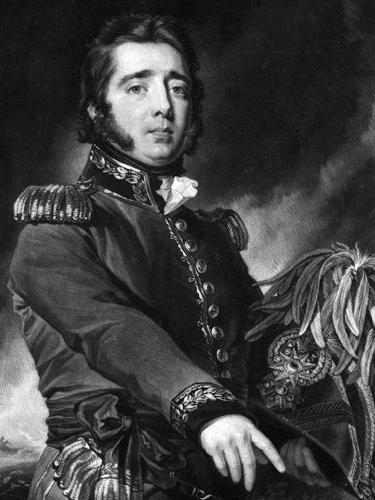 Gregor MacGregor (1786-1845)
