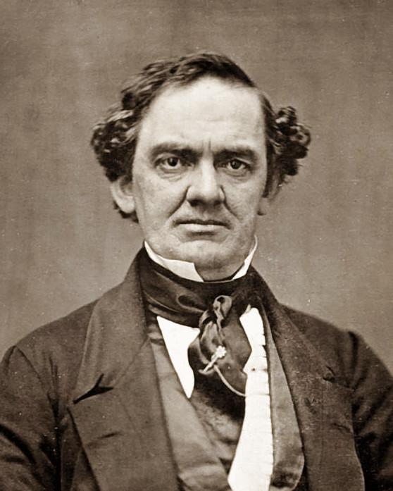 Phineas Taylor Barnum (1810 - 1891)