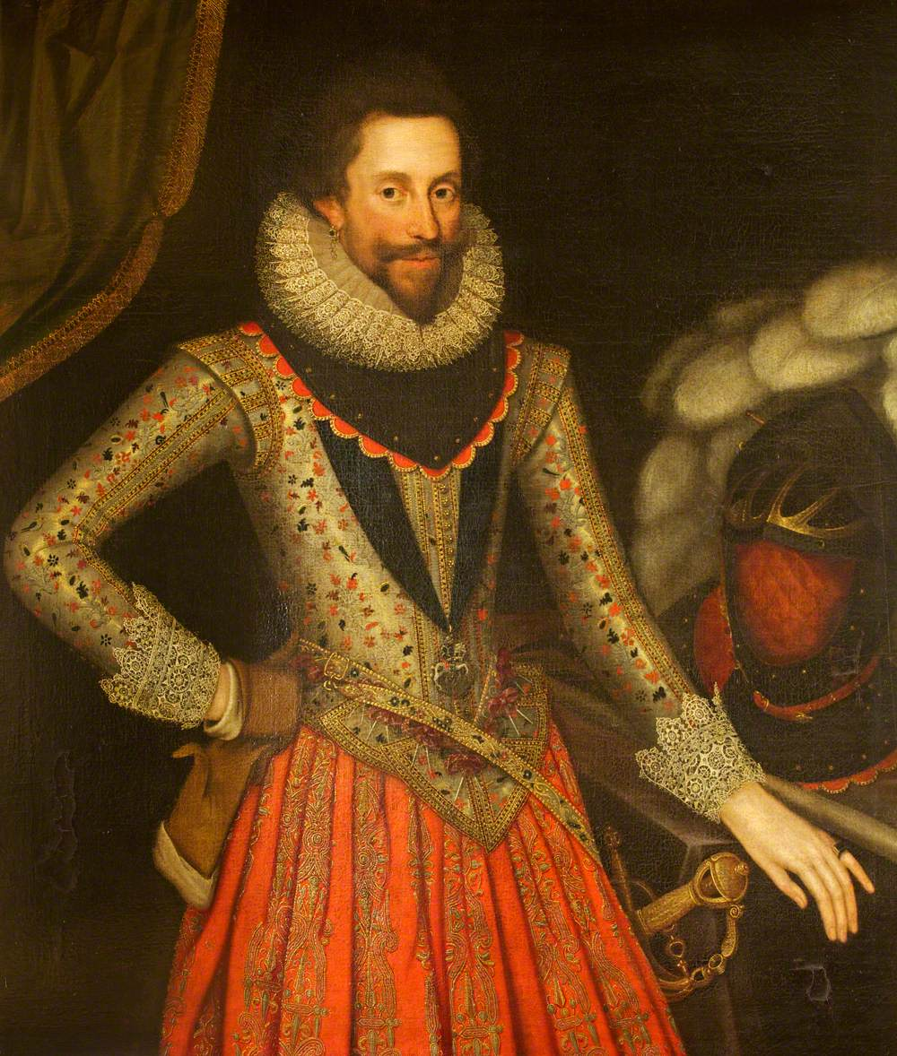 Henry Wriothesley (1573 - 1624)