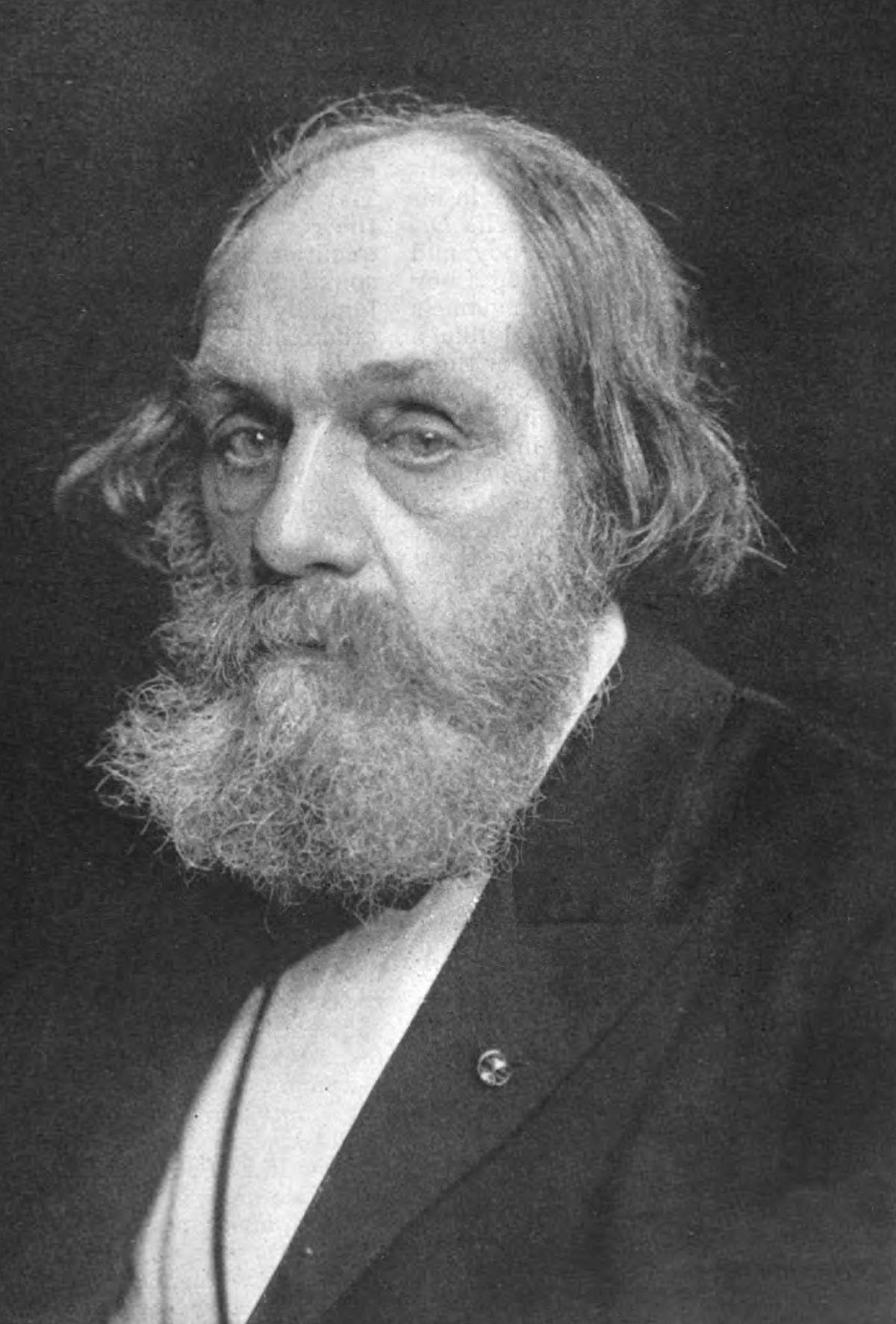 Revd. Edward Everett Hale (1822 –1909)