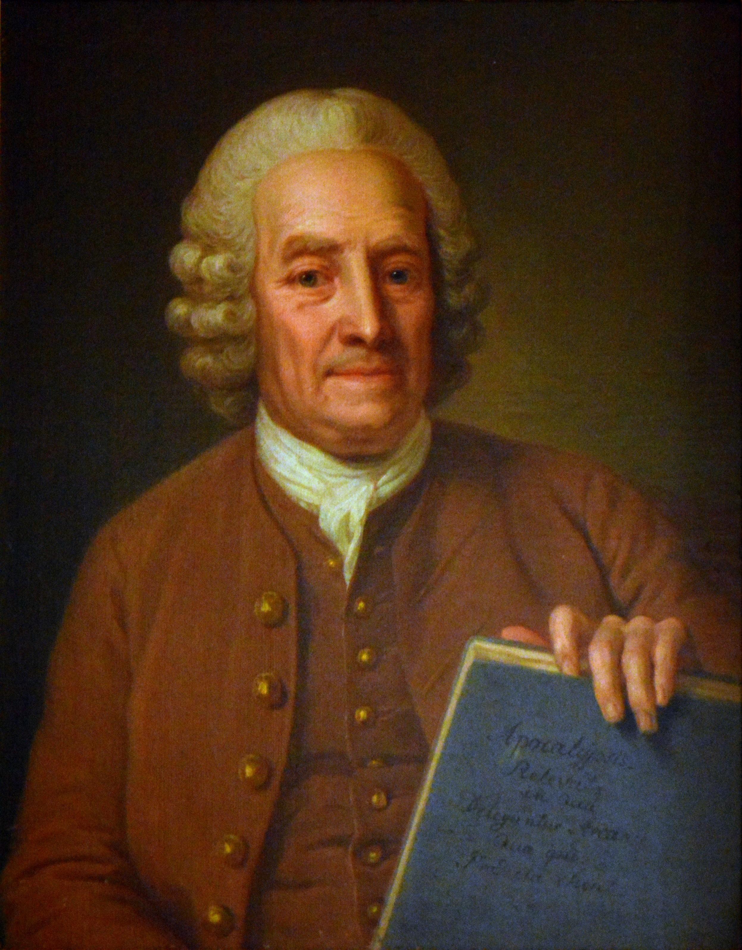 Emanuel Swedenborg (1688 - 1772)