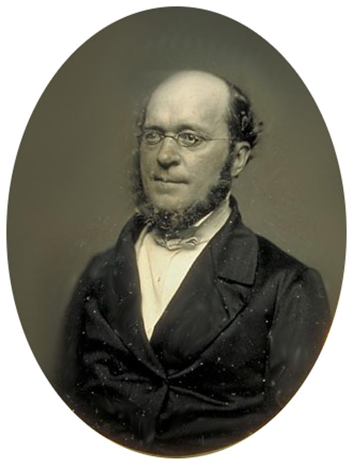 Henry James Sr. (1811 - 1882)