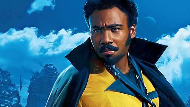 Donald Glover as 'Lando Calrissian'