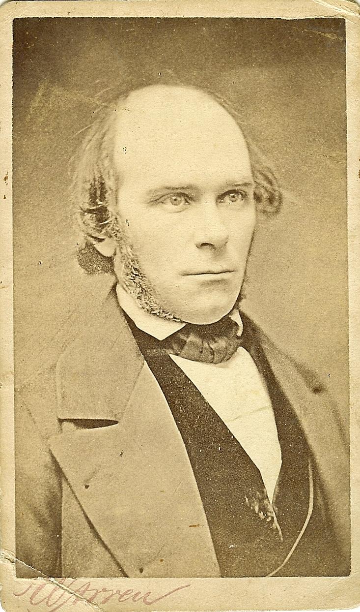 Theodore Parker (1810-1860)