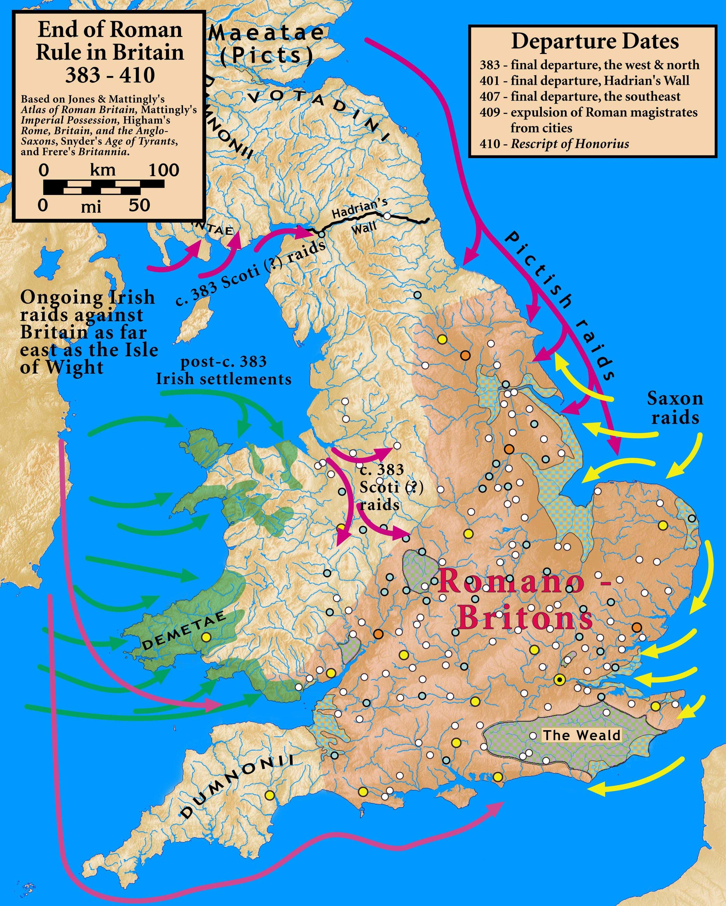 Roman Britannia
