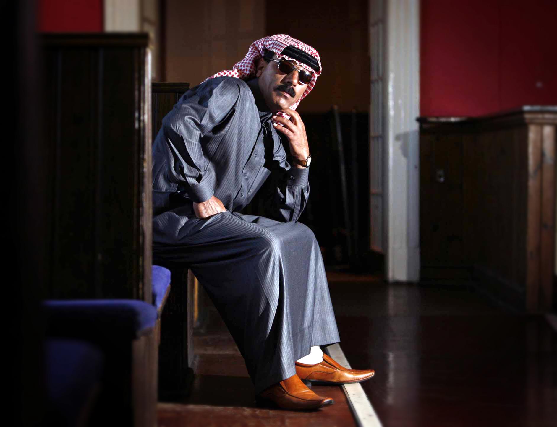 Omar Suleyman ~ Amazing Syrian Musician
