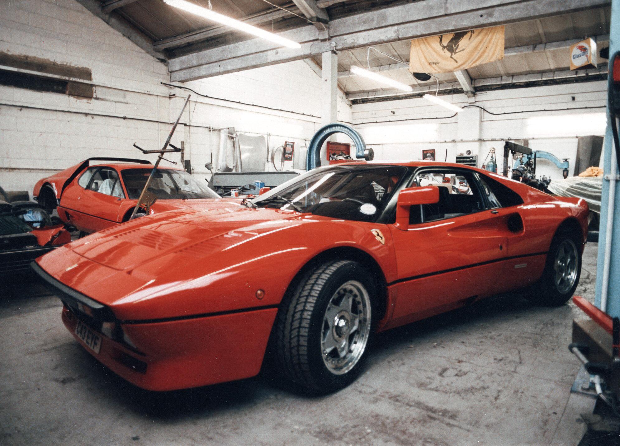 Ferrari Dino 246 Gts New Blog Prestige Restoration