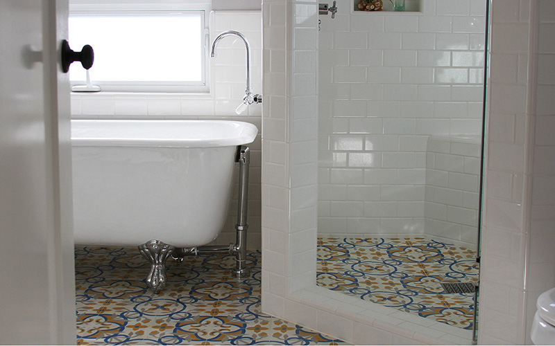 Image Courtesy of  The Cement Tile Blog