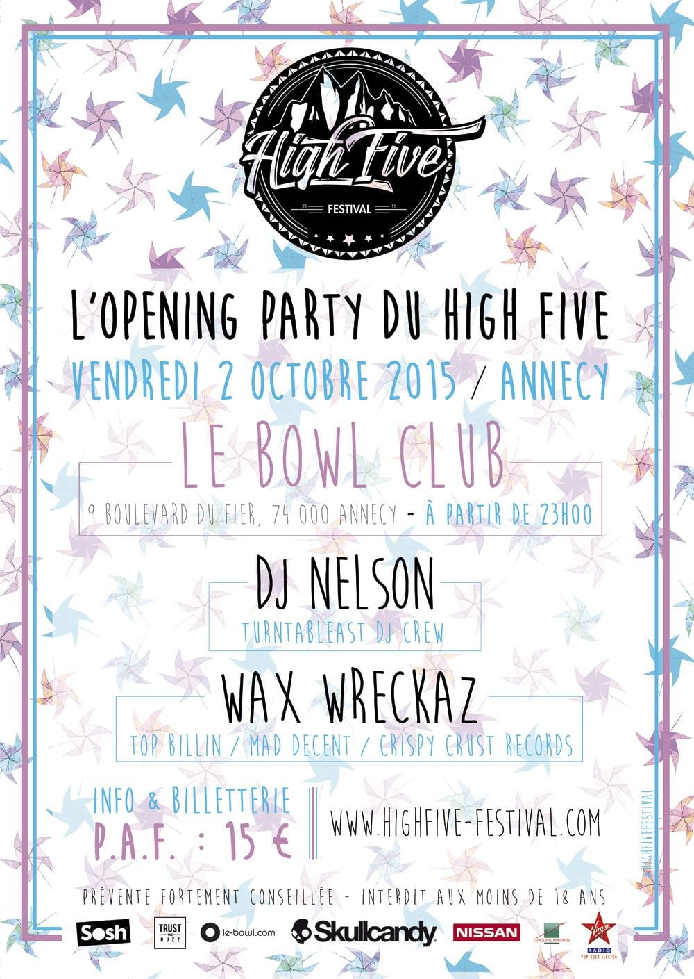 Opening Party High Five Festival 2015.jpg