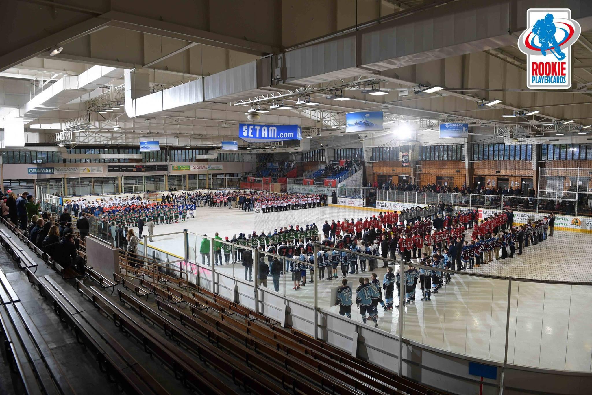 Championnats du monde de Hockey sur Glace - Chamonix - Mai 2017