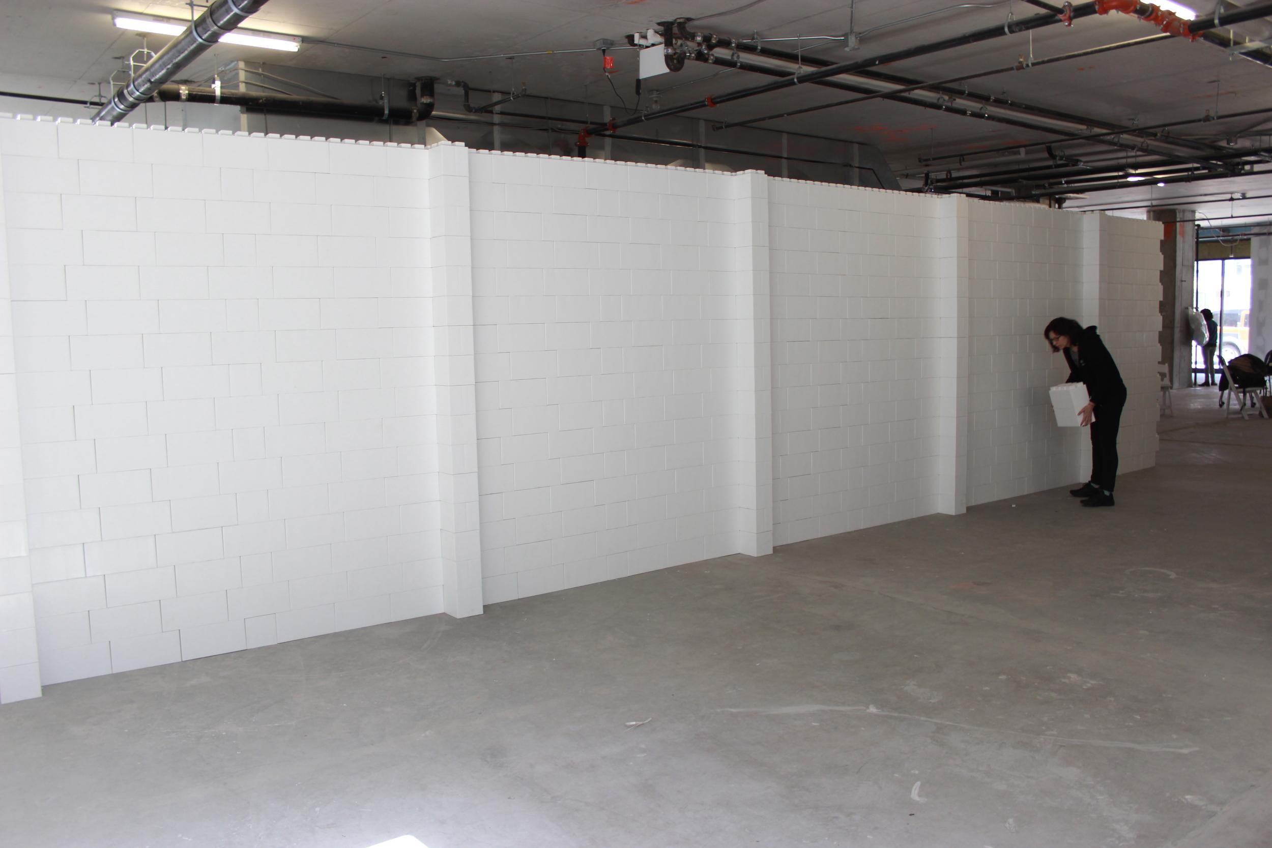 Modular event walls