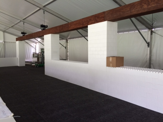 Create beautiful custom concession counters, columns and event decor for all types of event applications.