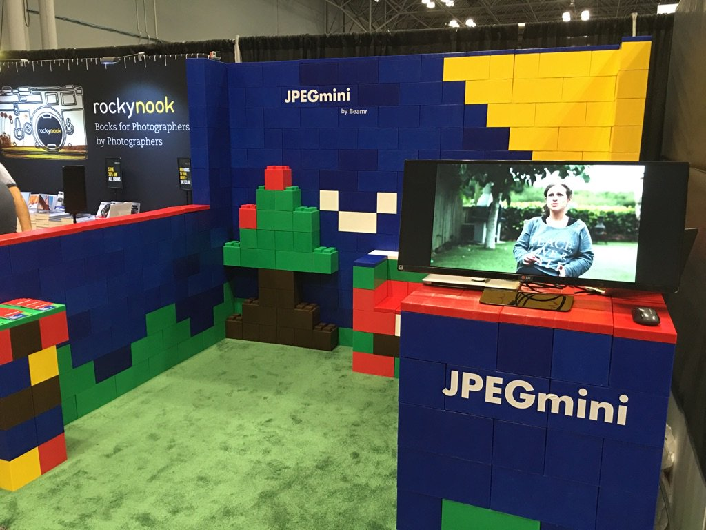 Build custom displays that capture the essence of your brand