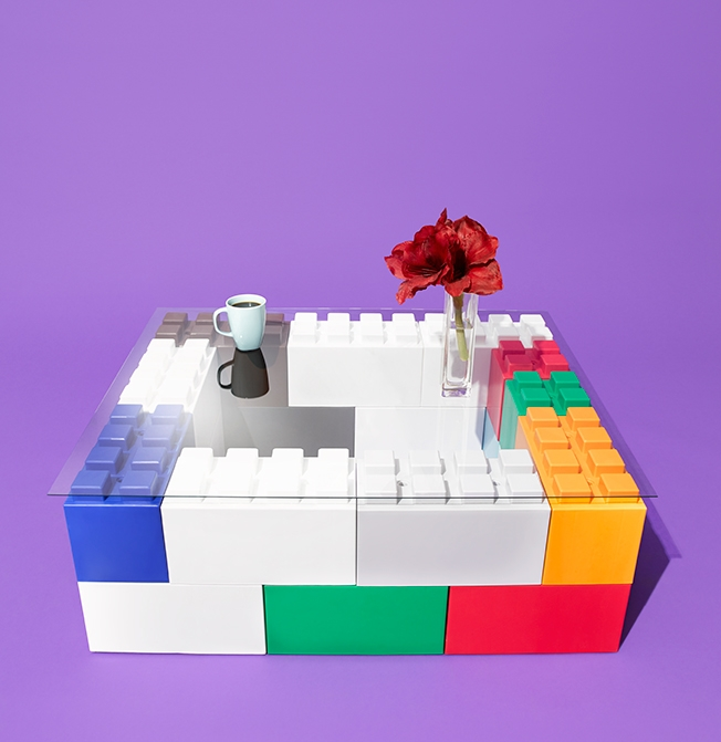 Colorful Coffee Tables